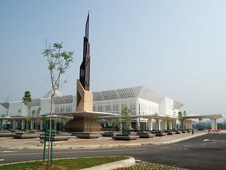Green Mosque of Cyberjaya