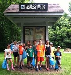 Lake Metroparks Litter Clean Up