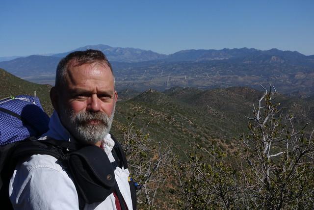 PCT day 8.  San Jacinto Mtn view