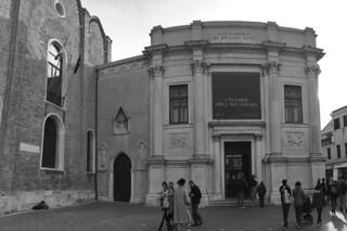Venice - Accademia facade