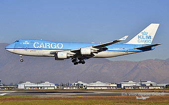 KLM Cargo PH-CKA (Kenneth Brown)