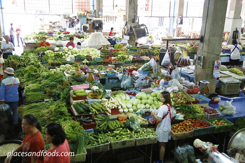 betong market vegetable stalls