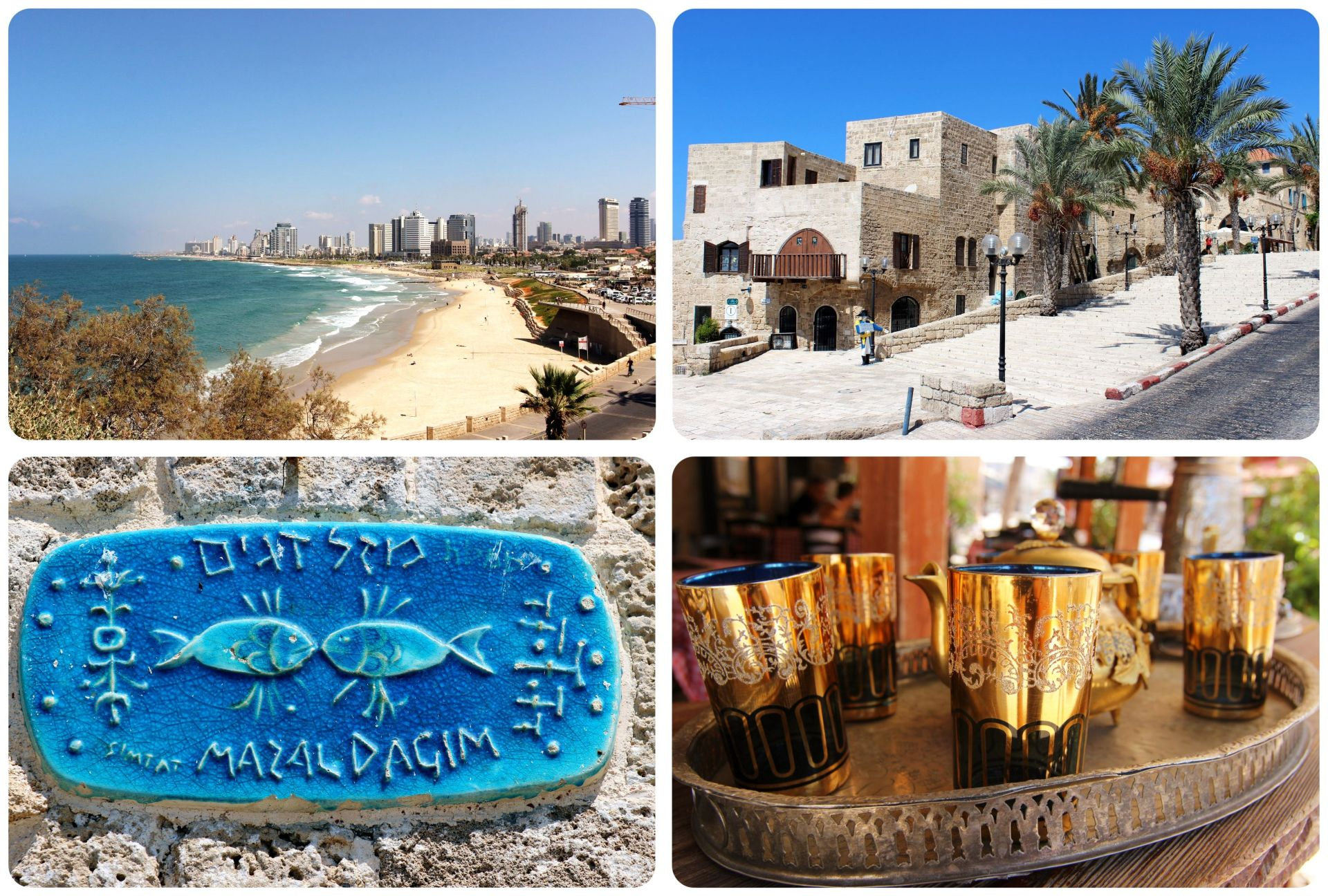 My short love affair with Tel Aviv – Tourist Map Of Tel Aviv