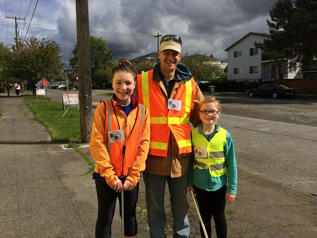 April 25, 2015 Adopt a Street Cleanup