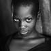 Kenya, beautiful girl on Rusinga Island by Dietmar Temps