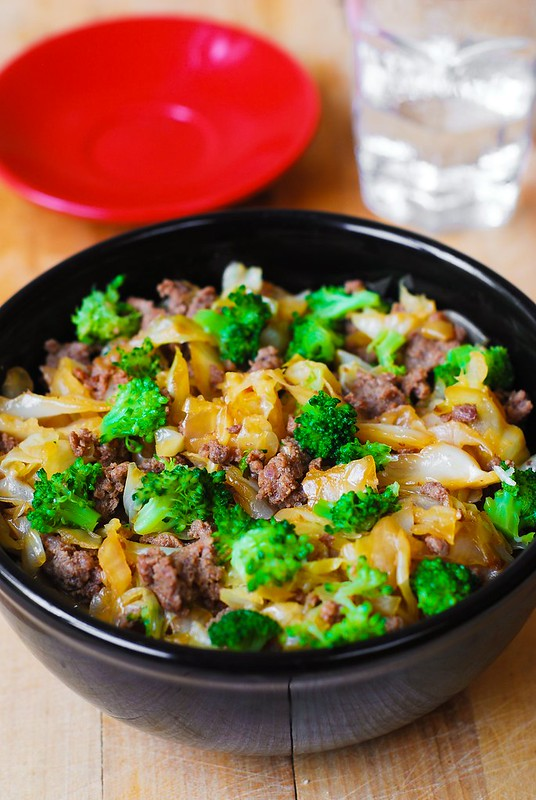Asian beef broccoli and cabbage stir fry julias album asian food recipe asian dinner asian side dish gluten free asian recipe forumfinder Choice Image