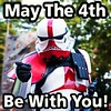 May the 4th be with you from our kids magazine