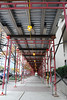 watermark, swing, suspended scaffold, stages, frame, canopy, protection, superior scaffold, 233