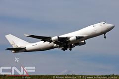 Boeing 747-400F Centurion Cargo N903AR