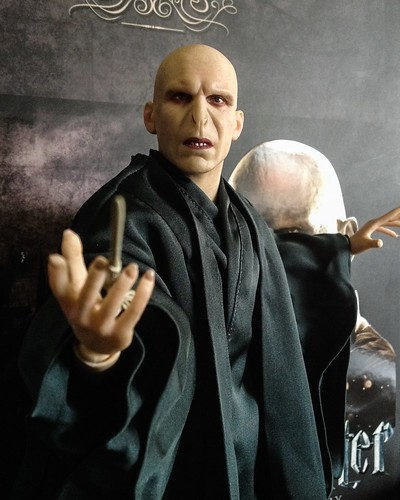 [Star Ace Toys] Harry Potter and the Dealthy Hallows: Lord Voldemort - Página 2 16836236719_a770f090ab