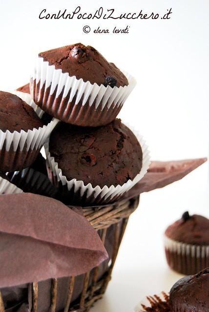 Muffins Integrali - wholemeal muffins