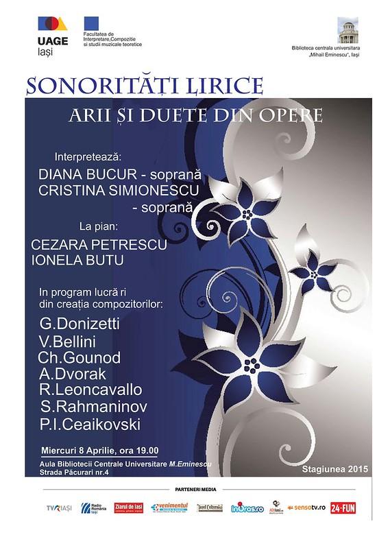2015.04.08.Recital arii Simionescu, Bucur