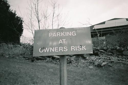 Owner's Risk