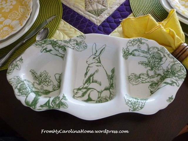Easter tablescape - 10