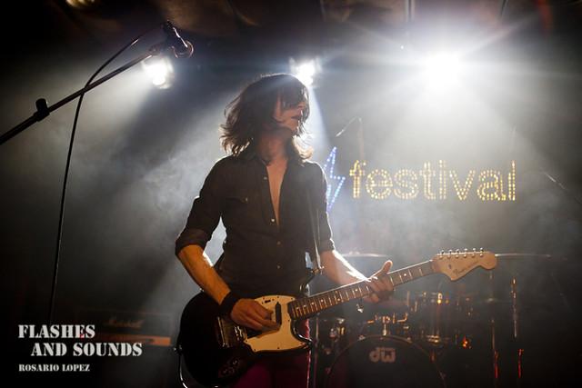 Capsula en el Let's Festival