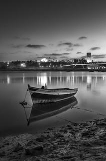 a orillas de Le Dawliz