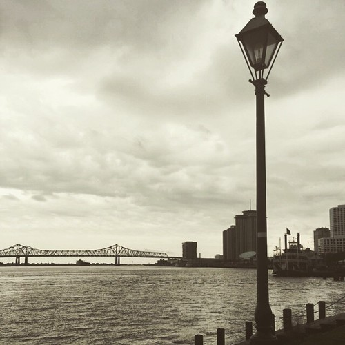 On the river #NewOrleans