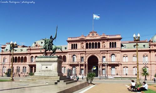 Casa del gobierno - Buenos Aires, Argentina