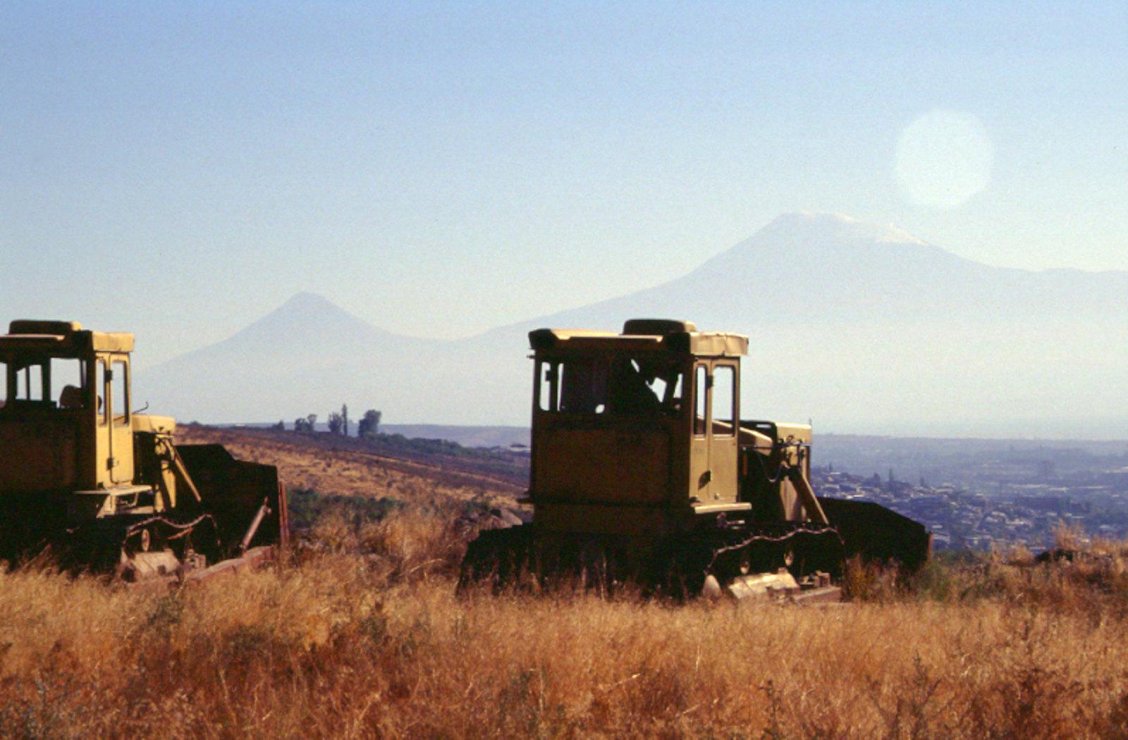Tomber sous le charme de l'Arménie - Au pied du mont Ararat
