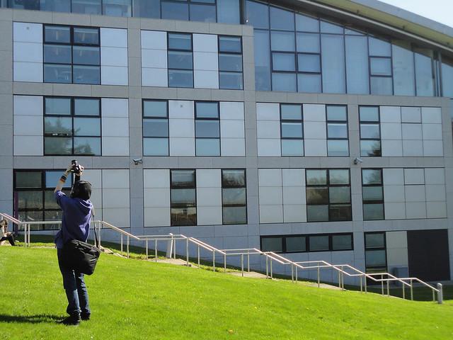 2015 04 21 Quadcopter on Campus