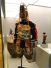 Traje de D. Pedro de Alvarado (Museo de América de Madrid)