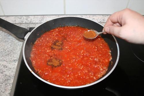 27 - Paprikapulver einstreuen / Add paprika