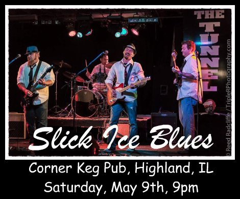 Slick Ice Blues Band 5-9-15