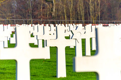 American military cemetery - Luxembourg