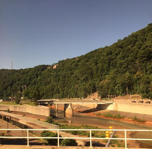 amtrakviews rivers pennsylvania