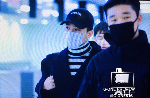 Big Bang - Gimpo Airport - 31dec2015 - G-One - 02