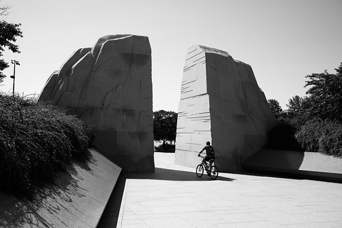 "Image titled ""Entrance, Martin Luther King Jr. Memorial."""
