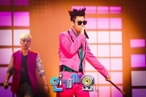 Big Bang - SBS Inkigayo - 10may2015 - SBS - 32