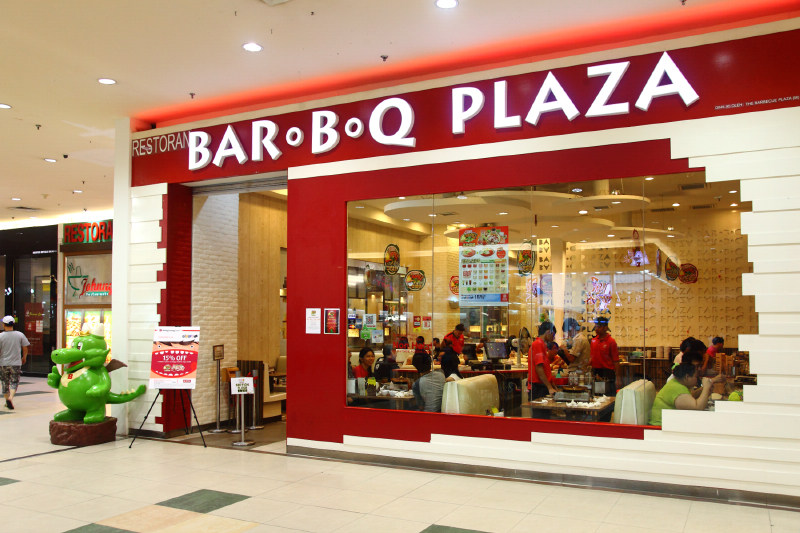 Image result for BarBQ Plaza