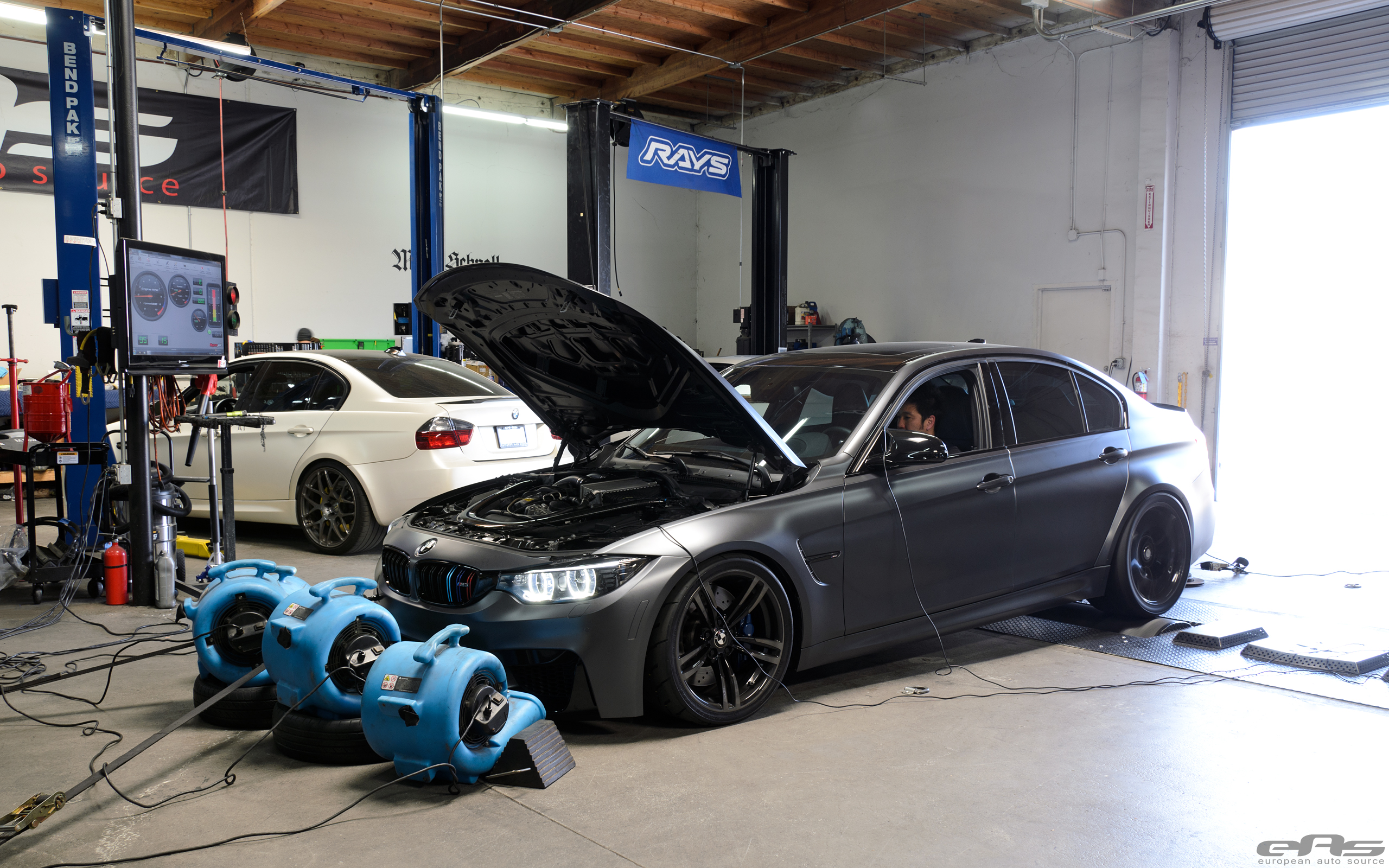 Frozen Mineral Gray F80 M3 Bmw Performance Parts Services
