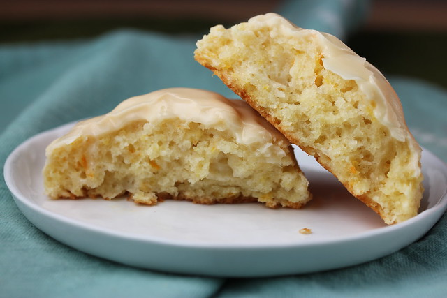 Cara Cara Orange Scones