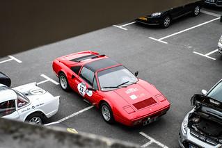 328 GTS - Rallye de Paris