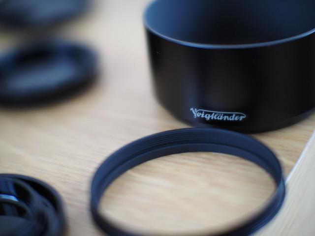 Voigtlander NOKTON 42.5mm F0.95
