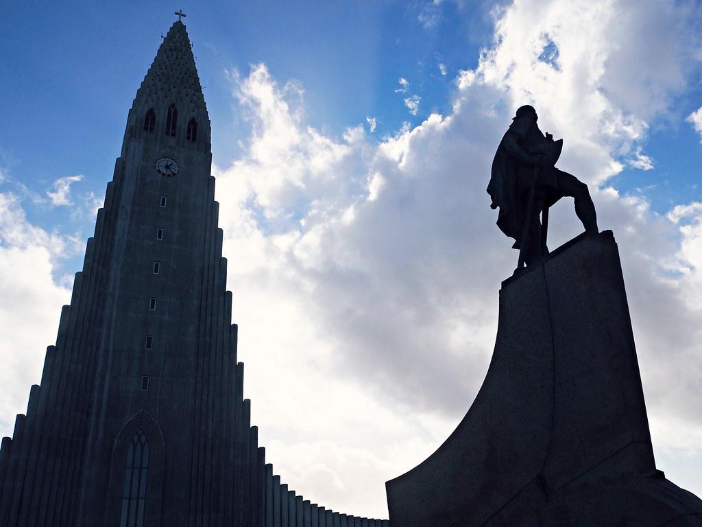 Hallgrímskirkja Reykjavik 4
