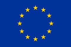 歐盟旗幟。(來源:維基百科)