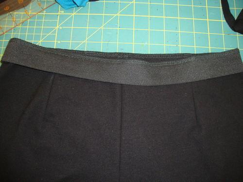 Simplicity 1283 View C MimiG Pants