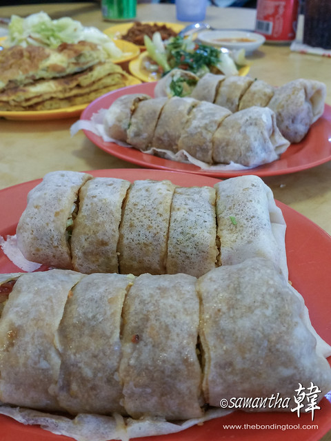 Popiah @ Elias Mall