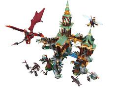 Faerie Castle Combo 1