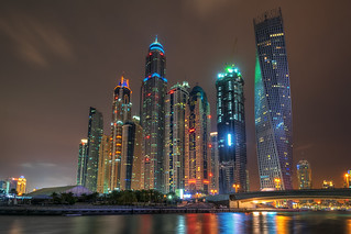Cayan Tower - Dubai Marina