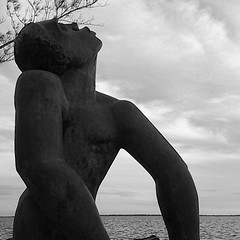 'Negro Aroused' by Edna Manley #jamaicanarthistory #ednamanley #art