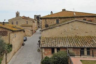 Monteriggioni,  Tuscany, Italy  March, 2015 033