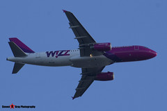 HA-LWF - 3562 - Wizz Air - Airbus A320-232 - Luton M1 J10, Bedfordshire - 2014 - Steven Gray - Steven Gray_50