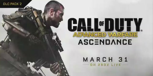 CoD Advanced Warfare - Ascendance DLC