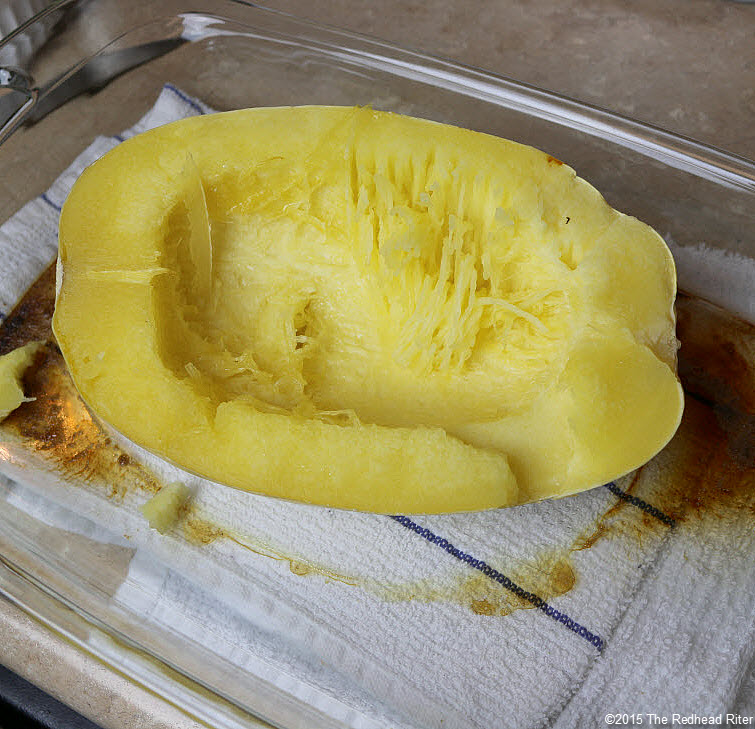 Cook Spaghetti Squash in the Oven  (11)