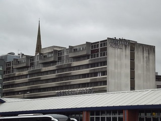 Coventry Pool Meadow Bus Station - Britannia Hotel