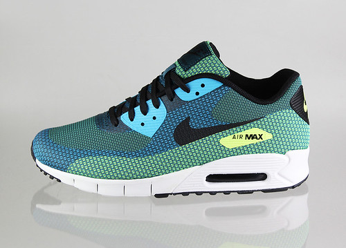 Nike Air Max 90 'Jacquard Green/Blue'